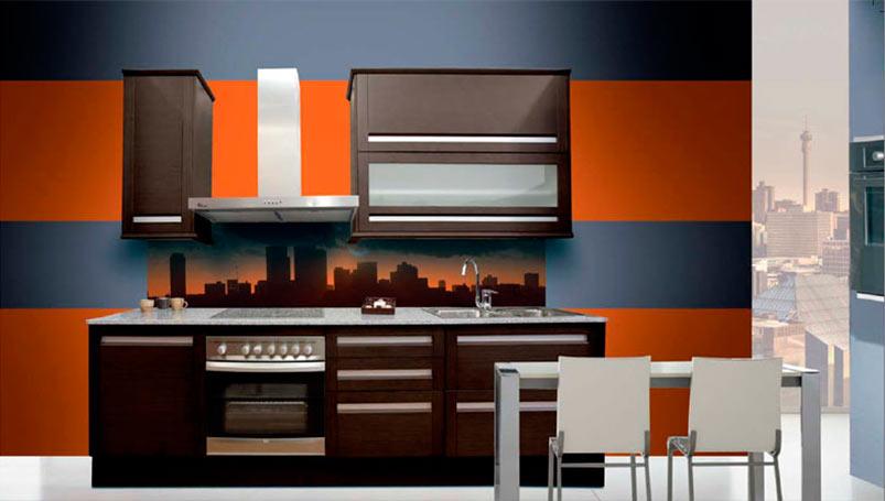 Modelo cocinas modernas diseo de cocina con iluminacin - Modelos cocinas modernas ...