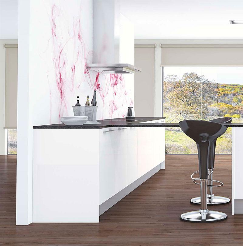 Cocinas de madera modernas mm for Cocinas amuebladas modernas