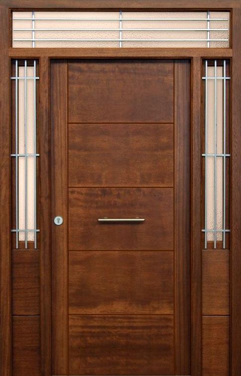 Puertas De Exterior Modernas Mm