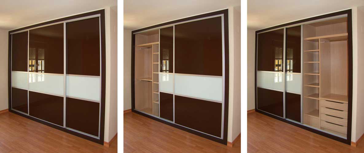 Armarios correderos mm for Armario dormitorio adulto puerta corredera