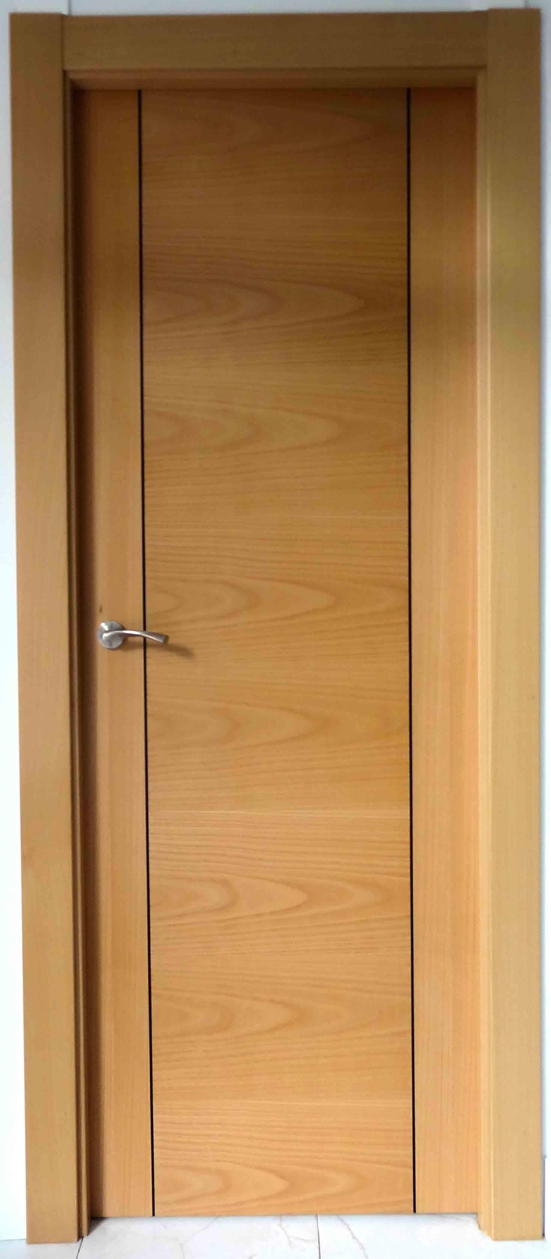 Puertas de haya vaporizada great puerta de interior mod - Puertas haya vaporizada ...