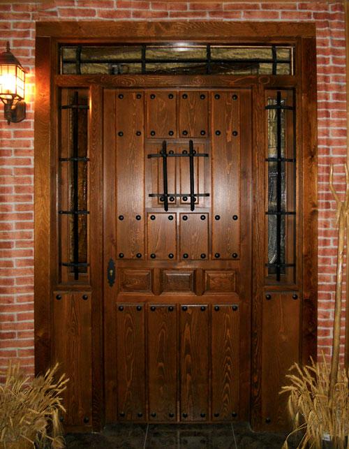 Puertas interiores rusticas finest puertas de interior y for Puertas interiores rusticas