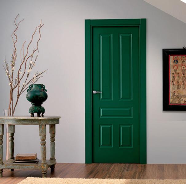 Puertas lacadas color mm - Molduras para puertas de interior ...