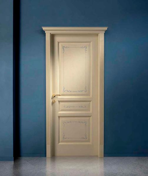 Puertas lacadas color mm for Colores de puertas de madera