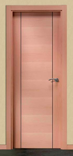 Puerta interior moderna modelo moderna lgtnr mm - Puertas macizas interior ...