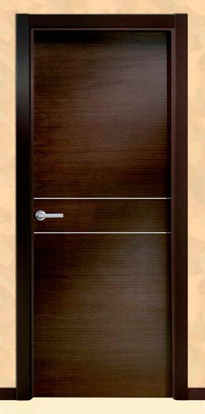 Puertas interior modernas materiales de construcci n for Puertas de interior modernas precios